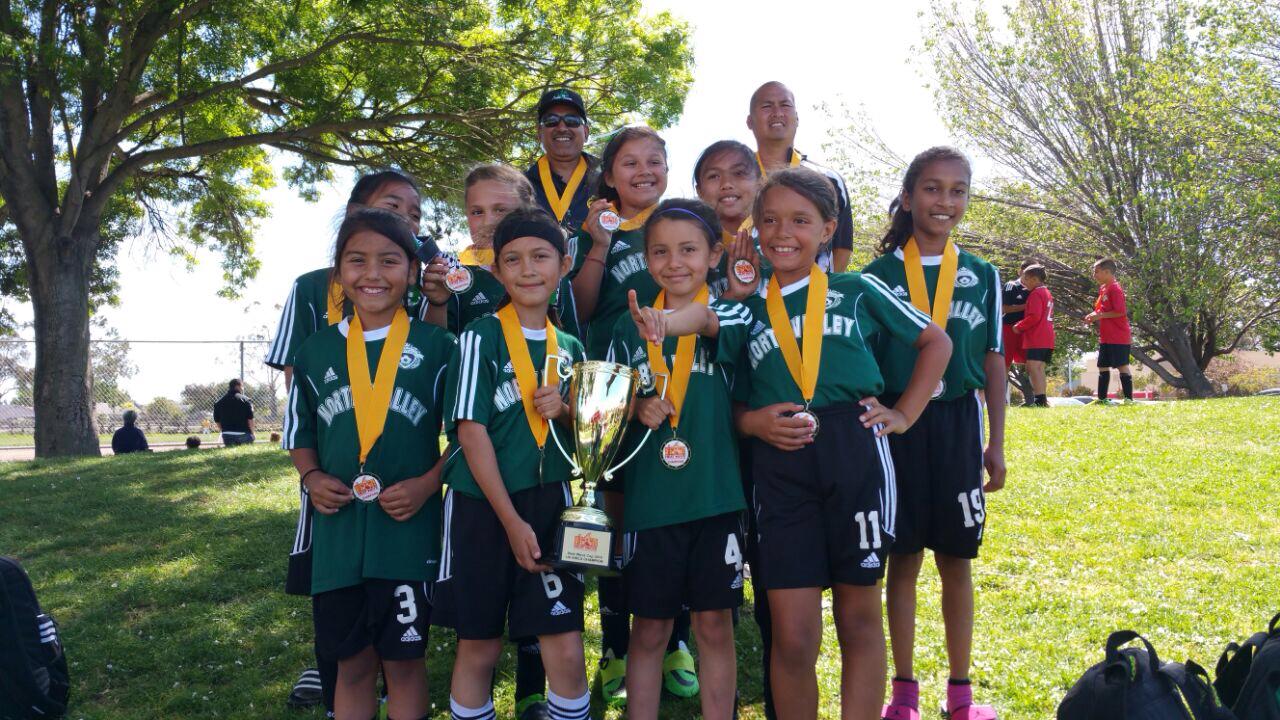 NVSJ 05 Green Lady Tigers 2015 Heatwave Champions