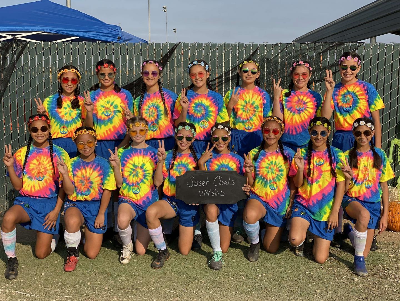 Sweet Cleats U14 Girls - 2019 Thriller Classic Tournament